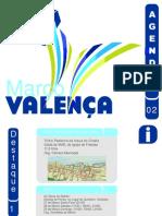 Valença Agenda Março