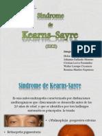Síndrome de Kearns Sayre 2010