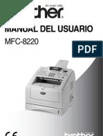 Mfc8220 Spausr c