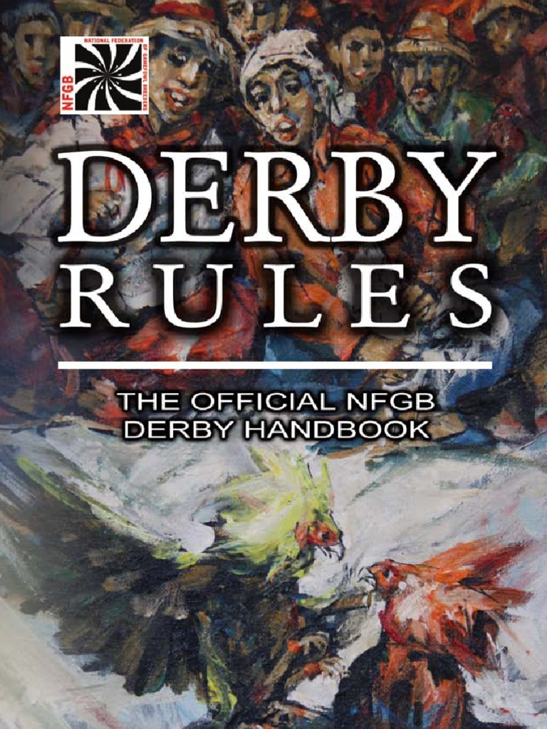NFGB Derby Rules | Referee | Fine (Penalty)