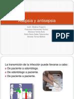 Expo Preventiva, Asepsia Antisepsia
