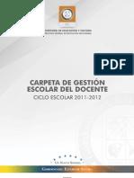 Ciclo Escolar 2011 - 2012.+Dulce