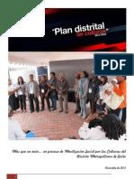 Plan Distrital de Cultural 2013 - 2022
