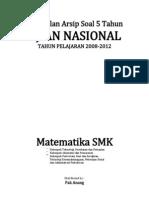 Matematika UN 5 Tahun