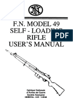 fn 49 semi automatic rifle