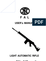 fn fal assault rifle manual
