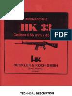 heckler & koch hk33 5
