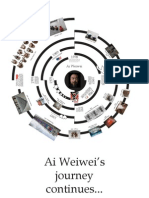 Midterm AiWeiwei Timeline