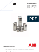 ABB Adjustable Frequency Drives