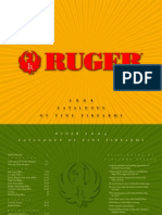 rugers 2004 firearms catalog