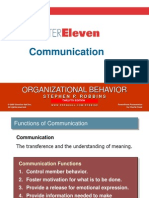 Chapter 10 - Communication