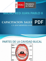 Proyeccion Social Caries Dental II