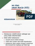 K3-Kebakaran