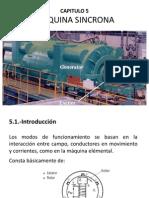 Maquinas Sincronas, U5 (1)