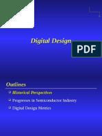 Design Metrics CMOS Inverter