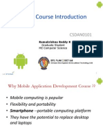 Android Beginner Lecture-1