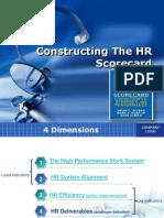HR Scorecard