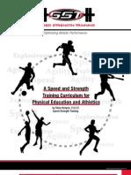 Curriculum Sample SST