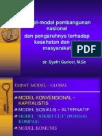 Model Pembangunan