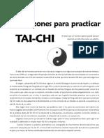 Trece Razones Para Practicar Tai-chi