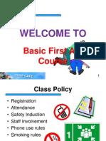 1. Basic First Aid Pwr Point Presentation