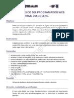 CU00700B Ficha Curso Tutorial Basico Programador Web HTML Desde Cero
