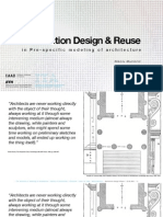 Abstraction Design and Reuse