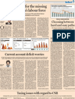 Indian Budget 2013 The Financial Express  27 February, 2013
