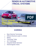 Advances in Automotive Electrical Systems- for any body who  wants to know.