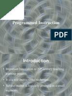 Programmed Instruction.ppt