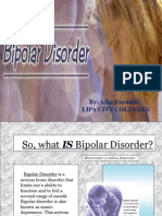 Bipolar Disorder Report by Aiko Escobido of Lipa City Colleges Group 2