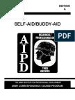 army medical self aid and buddy-aid