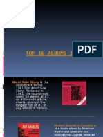 Top 10 Albums 1962-Baby Boomer Music