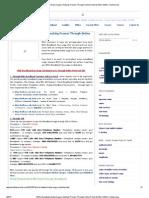 BSNL Broadband Data Usage Checking Process Through Online Portal & SMS