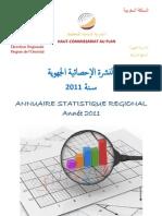 Annuaire statistique de la région de l'Oriental, 2011 (version arabe et française)