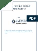 Spear Phishing Methodology