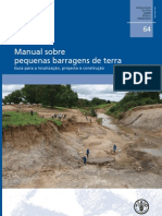 Manual Sobre Pequenas Barragens de Terra