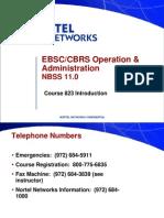 (1) CBRS Introduction