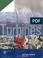 GE Steam Turbines