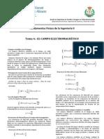 04_El campo electromagnÇtico_Resumen