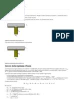 Progetto e verifica solaio in legno-cemento secondo eurocodici