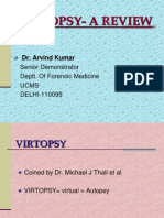 Dr Arvind Virtopsy a Review