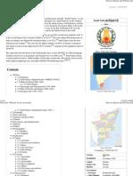 Tamil Nadu - Wikipedia, The Free Encyclopedia