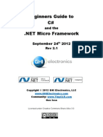 Beginners guide to NETMF.pdf