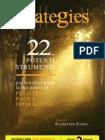 Strategies - 22 Potenti Strumenti - Evolution Ezine - OK STAMP