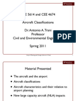 Aircraft Classifications10