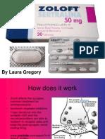 ZOLOFT Sertraline HCl