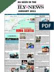 Discovering Nova Scotia — Daily News