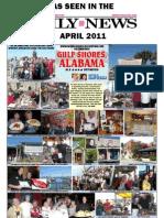 Gulf Shores, Alabama as a Destination — Daily News