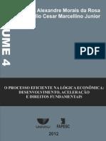 O PROCESSO EFICIENTE NA LÓGICA ECONOMICA